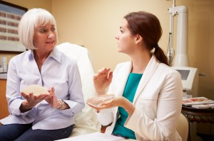 Breast implants - silicone vs saline